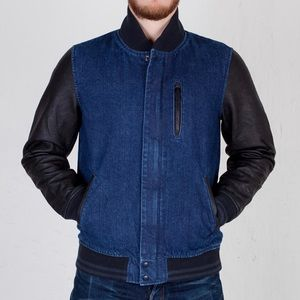 Nike NSW 'Selvedge Denim Destroyer' Jacket
